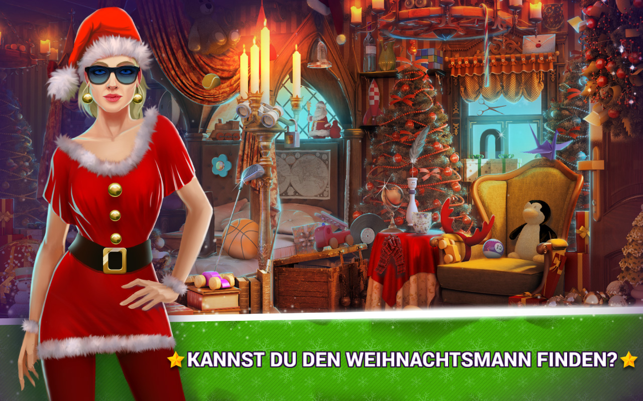 Hidden Object Games Deutsch