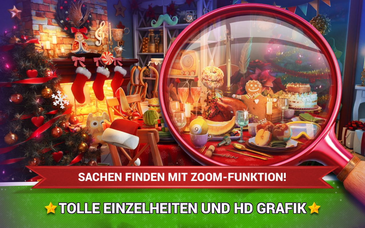 Hidden Object Deutsch