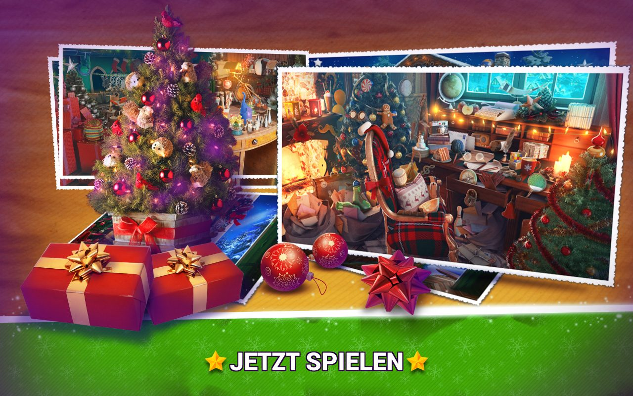 Hidden Objects Deutsch