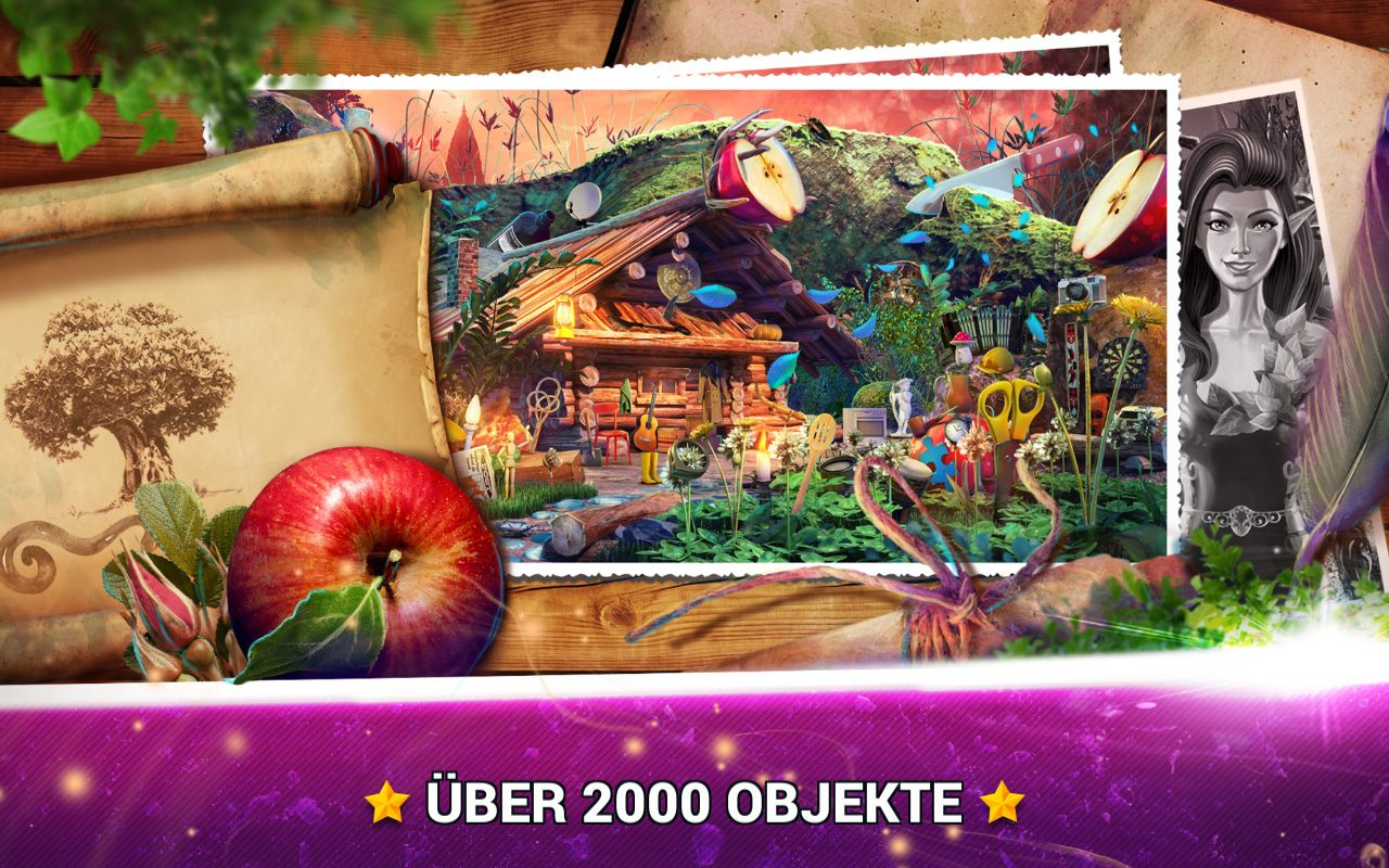 wimmelbild obst der fantasy wimmelbildspiel app. Black Bedroom Furniture Sets. Home Design Ideas