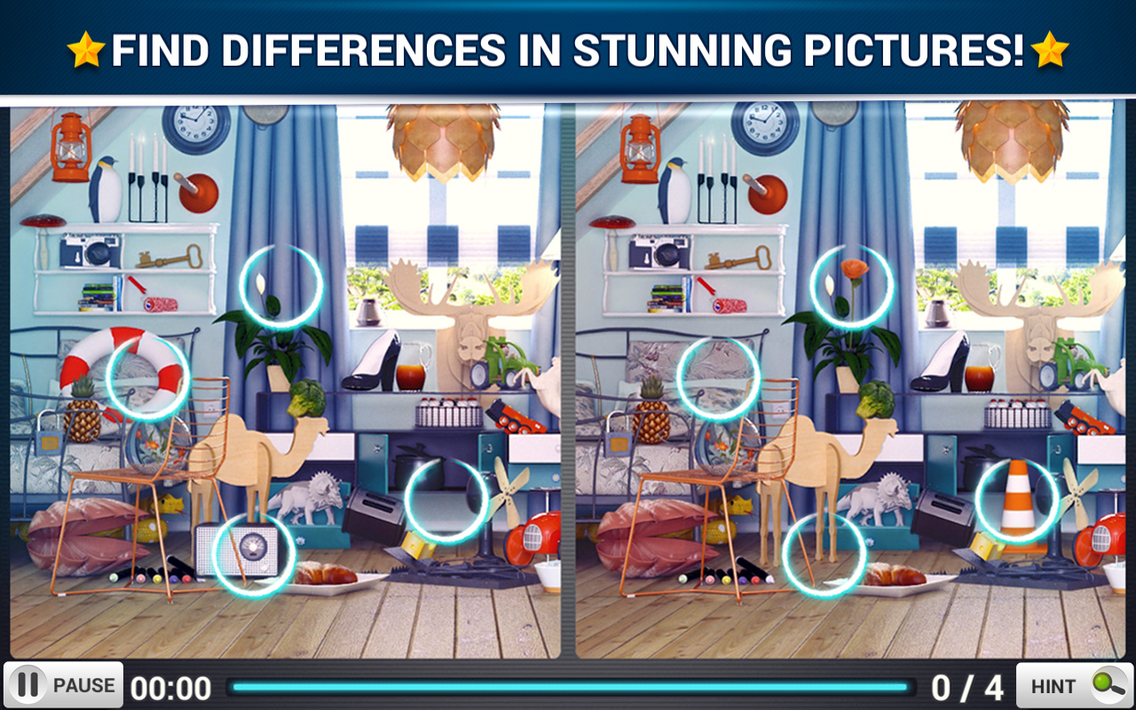 find the differences games pdf