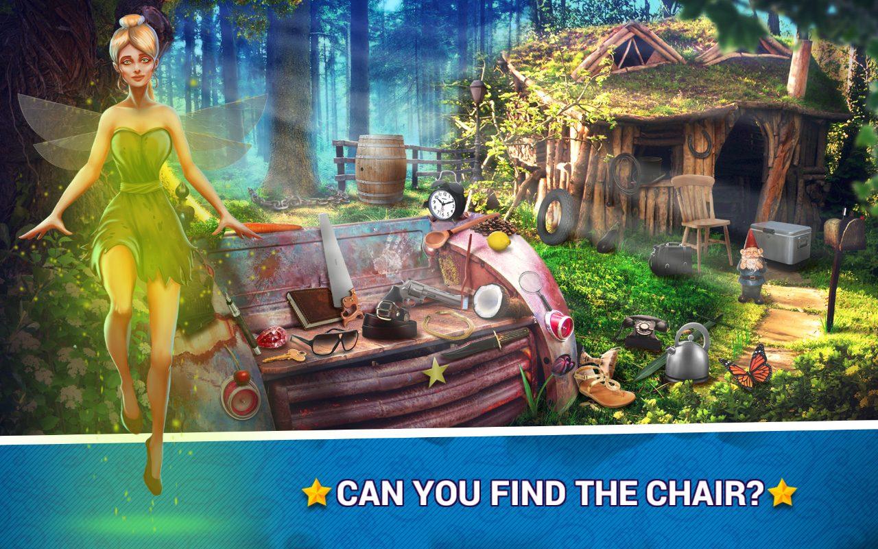 Hidden Objects Fairy Tale