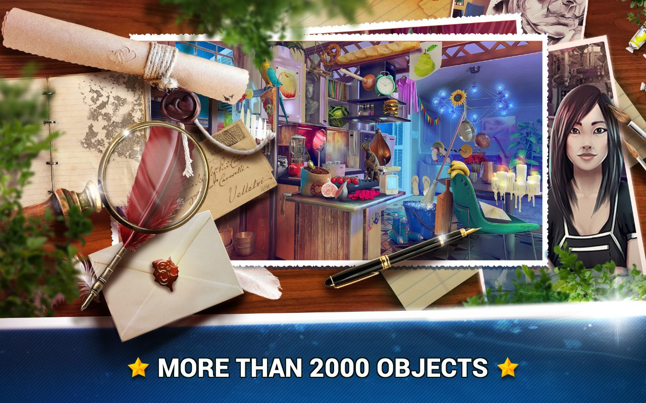 Hidden Objects House Cleaning 2