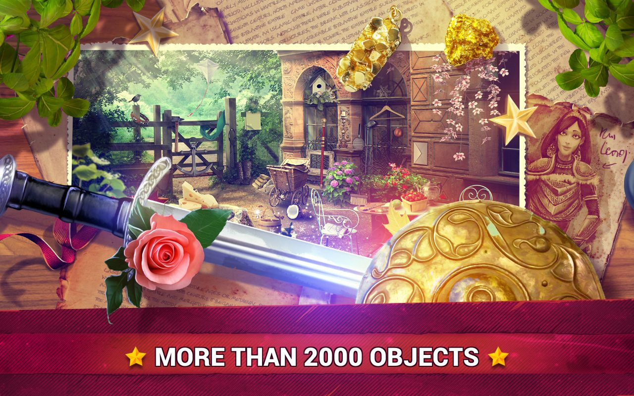 Hidden Objects King's Legacy