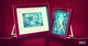 Christmas Gifts Digital Photo Frame