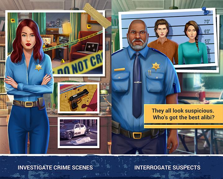 Detective Love