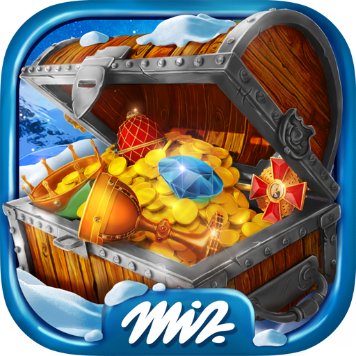 Hidden Objects Treasure Hunt