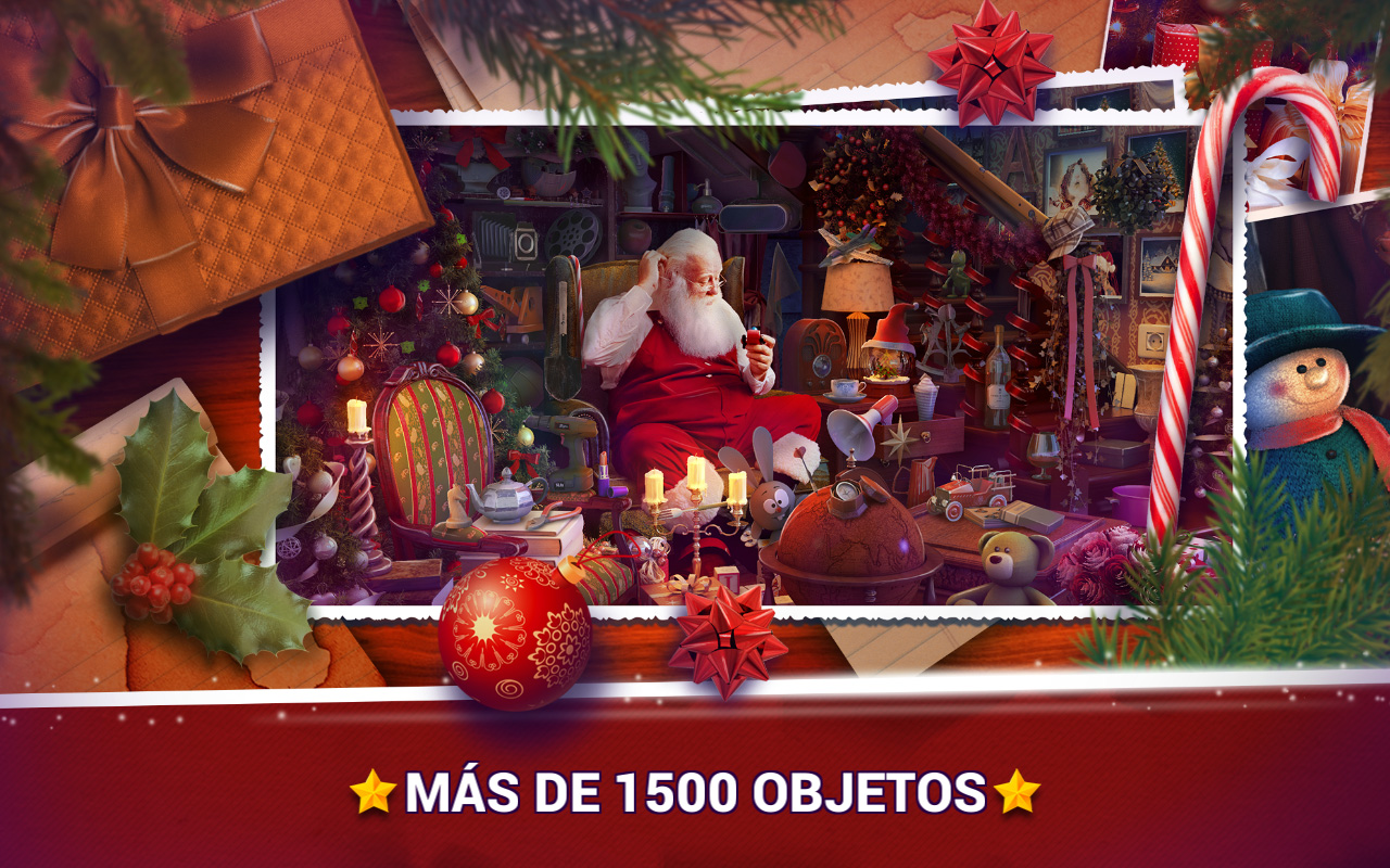 Objetos ocultos navidad juegos de objetos ocultos gratis for Objetos de navidad