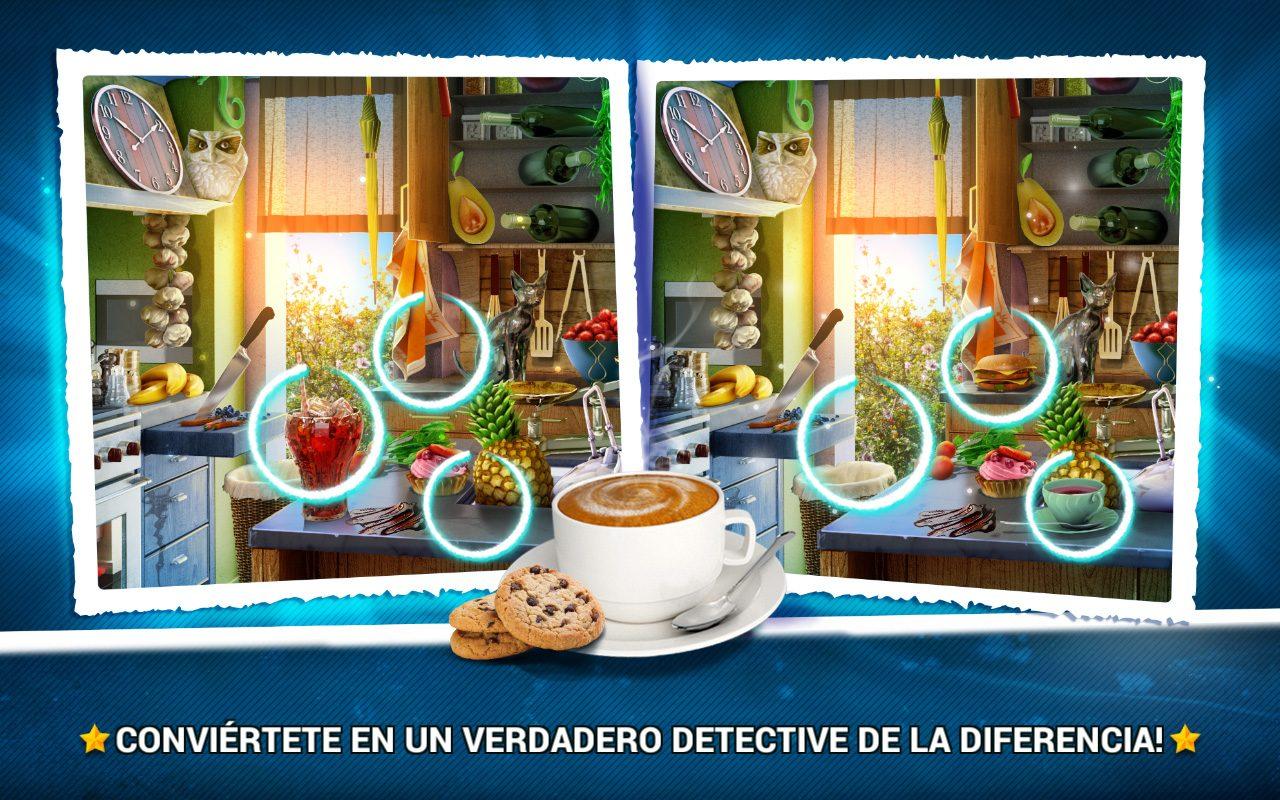 Encuentra las diferencias cocina midva juegos - Juegos de cocina con niveles ...