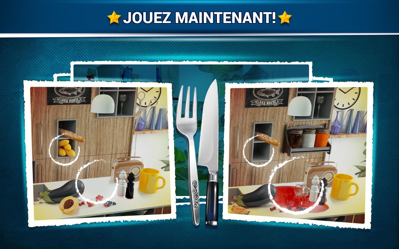 Trouver la diff rence cuisine jeux midva gratuits for Allez cuisine indonesia