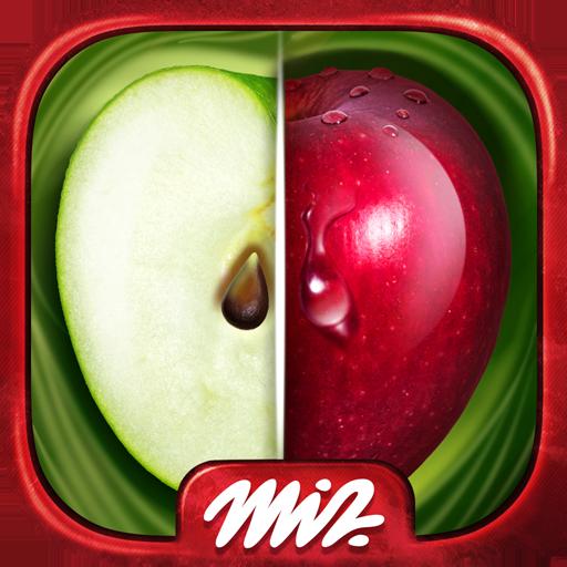 Trouver la Différence Fruits