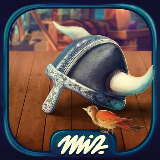 Jeux d'Objets Cachés Vikings