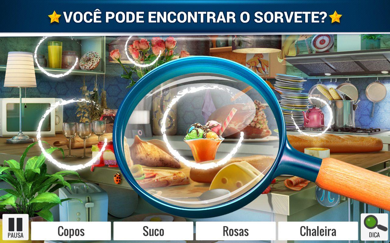 Dê O Melhor De Si: Jogos De Objetos Escondidos Cozinha