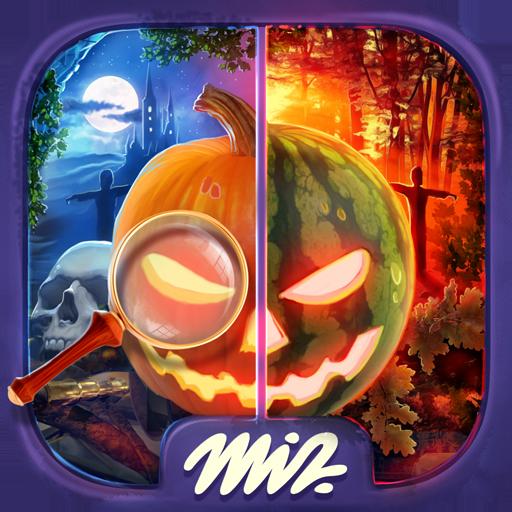 Игры Найди Отличия Хэллоуин